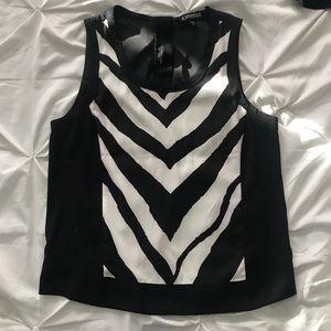 EXPRESS Tank top/blouse. Size XS